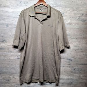 Columbia Omni-Shade Polo Shirt. Perfect Condition!